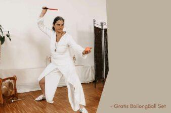 Energiearbeit mit Qigong, Racket und Ball