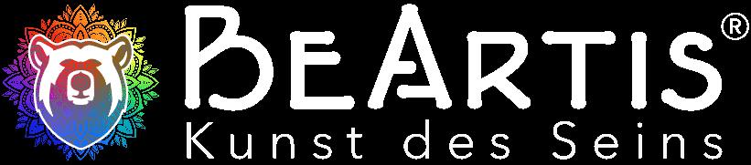 BeArtis® Logo weiß
